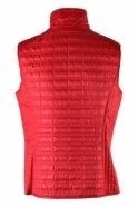 Barbara Lebek Quilted Panel Gilet - Coral - 50970002-44