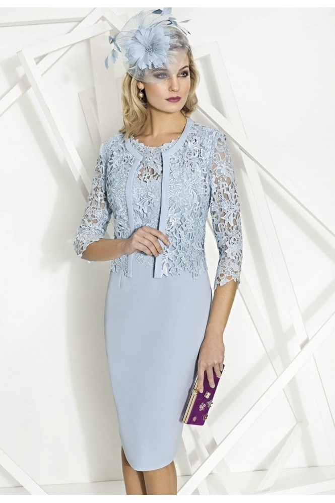 Cabotine Lace Two Piece Outfit - 5007759