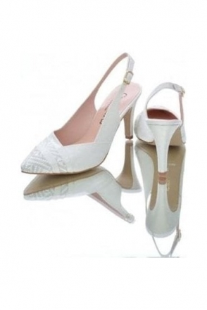 Camilla Shoe and Bag Set - White\Stone - Camilla Y120