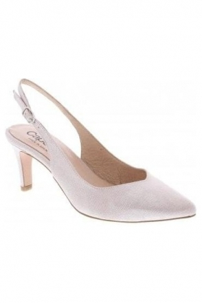 Catherine Shoe and Bag Set - Blush - Catherine H506