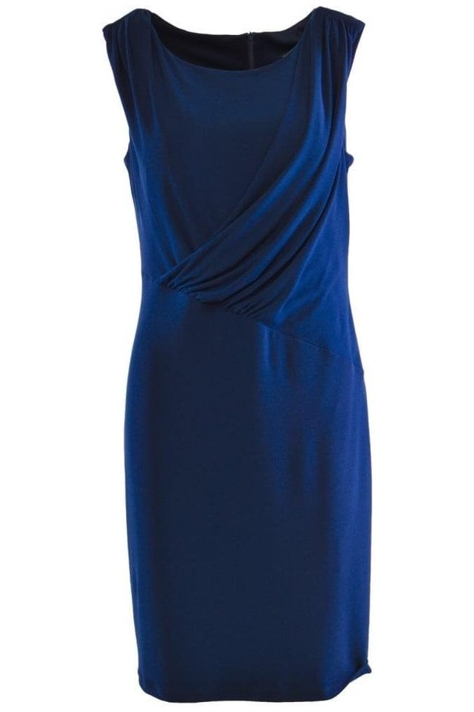 Frank Lyman Asymmetric Drape Dress - 43011