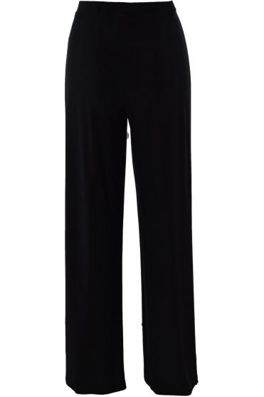 Basic Wide Leg Trouser - 006