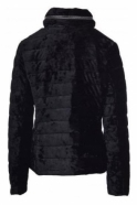 Frank Lyman Embelleshed Velvet Quilted Jacket - 174745