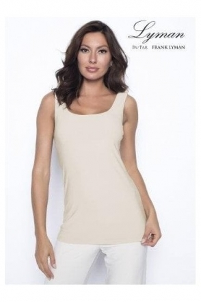Long Line Camisole - Champagne - 198022