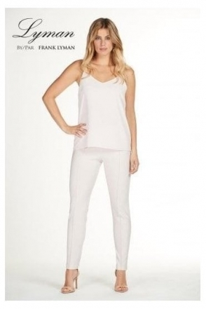 Tailored Visible Seam Trousers - 188320