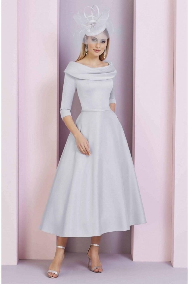 Invitations by Ronald Joyce Bateau Sleeved Dress - 29333