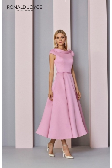 Jewel Embellished Dress - 29321 Blush