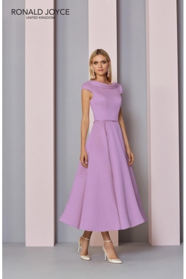 Jewel Embellished Dress - 29321 Lilac