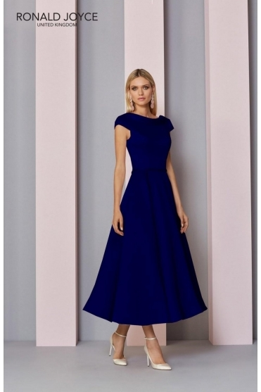 Jewel Embellished Dress - 29321 Navy
