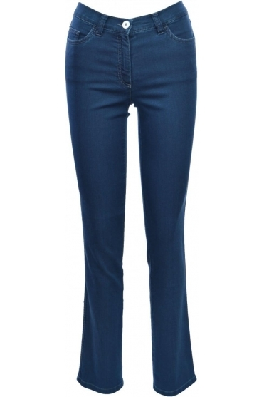 Magic Fit Straight Leg Jeans - 8739-1803