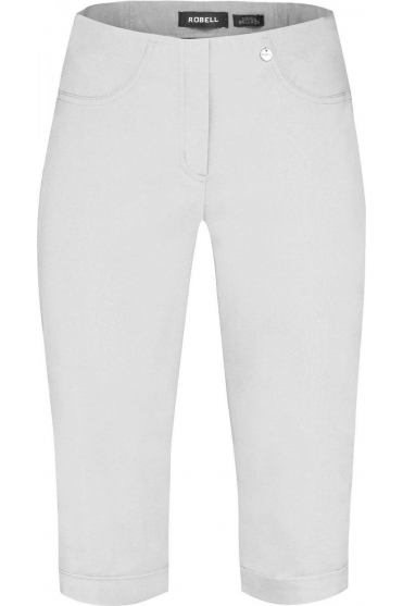 Bella 05 Bermuda Shorts 10 White - 51625-5499