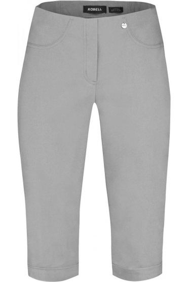 Bella 05 Bermuda Shorts 920 Stone Grey - 51625-5499