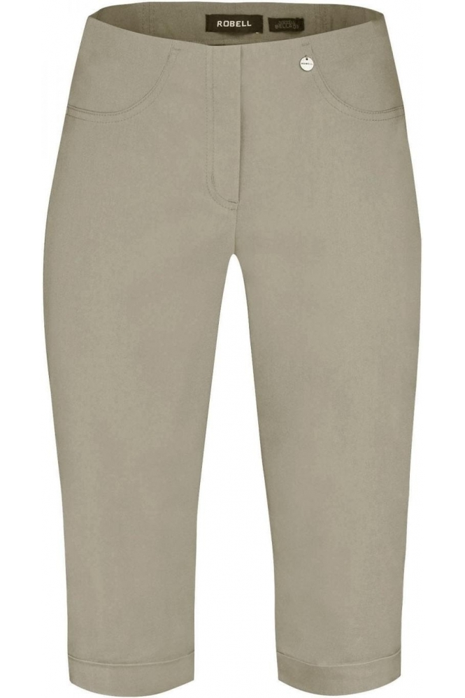 Robell Bella 05 Bermuda Shorts Light Taupe 13 - 51625-5499-13