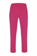 Robell Bella 09 7/8 Magenta Trousers - 51568-5499-143