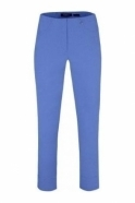 Robell Bella 09 7/8 Trousers Azure Blue 600 - 51568-5499