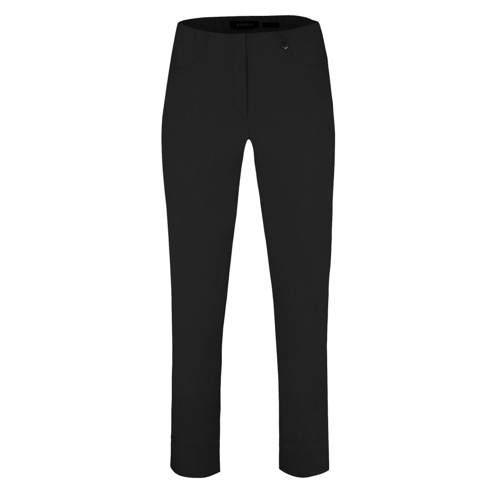 1930 hair style robell 7 8 trousers black 51568 90 bentleys 5499 | robell bella 09 7 8 trousers black 51568 5499 90 p1930 85458 image
