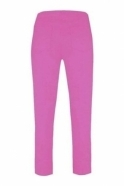 Robell Bella 09 7/8 Trousers - Flamingo Pink - 51568-5499-430