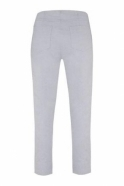 Robell Bella 09 7/8 Trousers Light Grey - 51568-5499-920