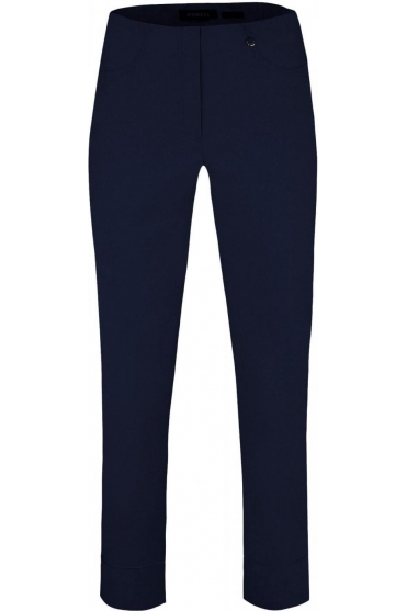 Bella 09 7/8 Trousers - Navy - 51568-5499-69