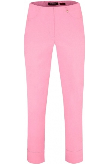 Bella 09 7/8 Trousers Powder Rose 410 - 51568-5499-410