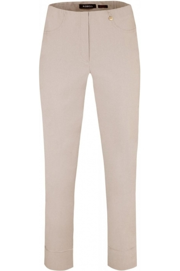 Bella 09 7/8 Trousers Sand 11 - 51568-5499-11