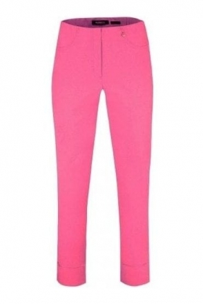 Bella 09 7/8 Trousers Wild Rose - 420 - 51568-5499-420