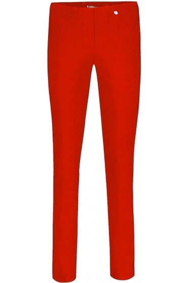 Bella Full Length Red Trousers - 51559-5499-40