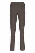 Robell Bella Full Length Toffee Trousers - 51559-5499-38