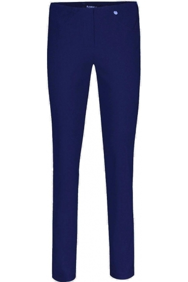Bella Full Length Trousers - Palace Blue - 51559-5499-65