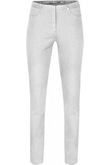 Bella Short Length Jeans White - 52560-5448-10S