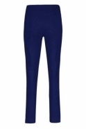 Robell Bella Short Length Palace Blue Trousers - 51559-5499-65