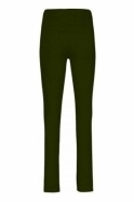 Robell Bella Short Length Trousers - Forest Green - 51559-5499-187S