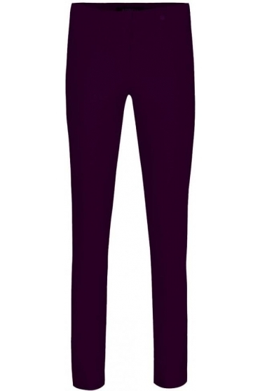 Bella Short Length Trousers - Violet - 51559-5499-581S