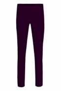 Robell Bella Short Length Trousers - Violet - 51559-5499-581S