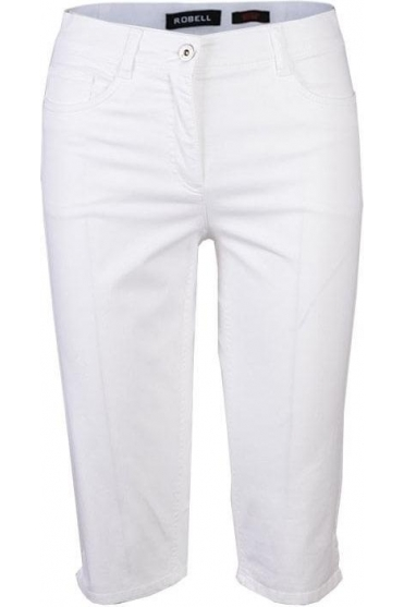 Chris 05 Cotton Shorts - White - 51604-5402-10