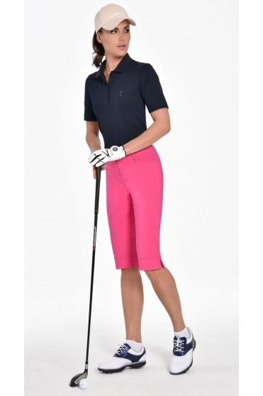 Lexi 05 Fairway Golf Shorts Powder Rose 431 - 52678-5499-431