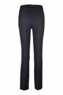 Robell Liselle Slim Fit Tailored Trousers - Black - 51572-5557-90