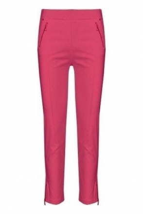 Nena 09 7/8 Crop Trousers Pink 431 - 52490-5499-431