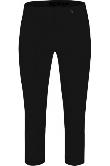 Rose 07 Cropped Trousers Black 90 - 51636-5499-90