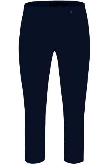 Rose 07 Cropped Trousers Navy 69 - 51636-5499-69