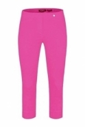 Robell Rose 07 Cropped Trousers Orchid Pink - 51636-5499-550