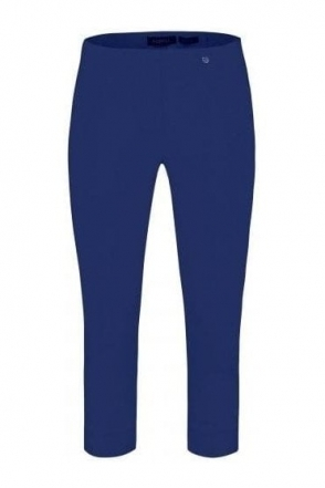 Rose 07 Cropped Trousers - Royal Blue 67 - 51636-5499-67