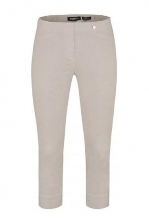 Rose 07 Cropped Trousers Sand 11 - 51636-5499-11