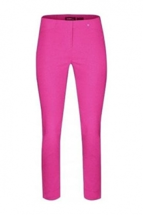 Rose 09 7/8 Fuchsia Trousers - 51527-5499-156