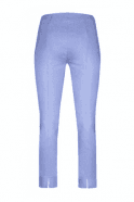 Robell Rose 09 7/8 Light Blue Denim Trousers - 51527-5499-62