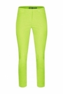 Robell Rose 09 7/8 Lime Trousers - 51527-5499-182