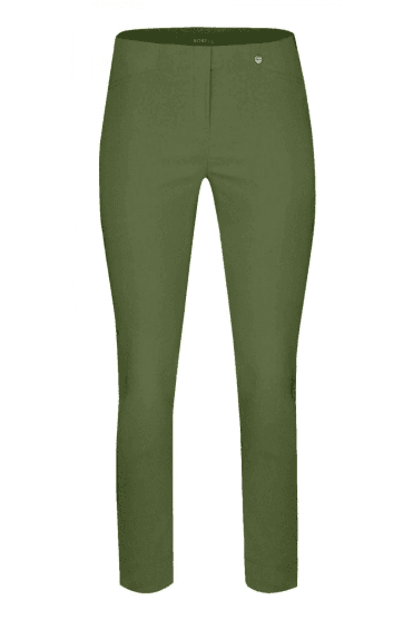 Rose 09 7/8 Olive Trousers - 51527-5499-86
