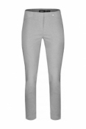 Robell Rose 09 7/8 Trousers Stone Grey 920 - 51527-5499-920