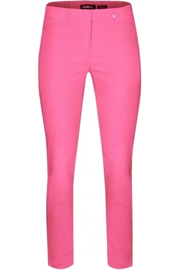 Rose 09 7/8 Trousers Wild Rose 420 - 51527-5499-420