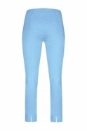 Robell Rose 09 7/8 Turquoise Trousers - 51527-5499-170